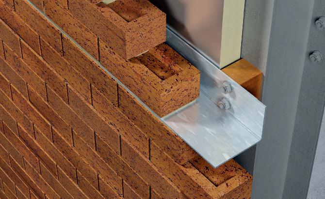 masonry thermal breaks