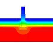 steel frame heat transfer