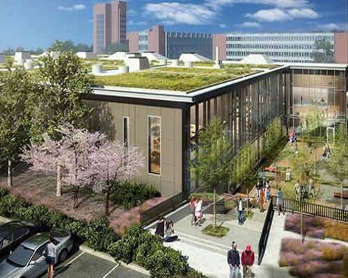 University of Illinois- Townsend Hall